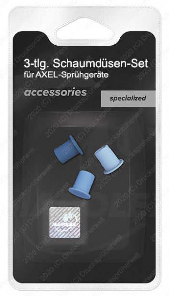 Ersatz Schaumdüsen-Pads, 3-tlg. für AX2000-Handsprüher