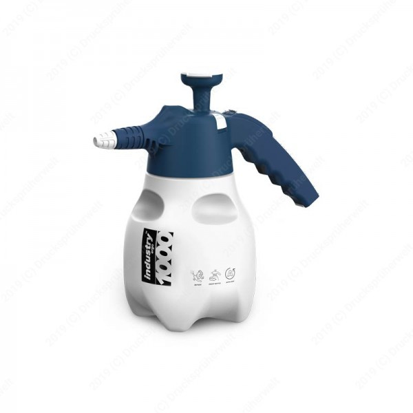Ergo 1000 EPDM Handsprüher 1l alkalisch u. Essigsäure beständig 4bar Druck